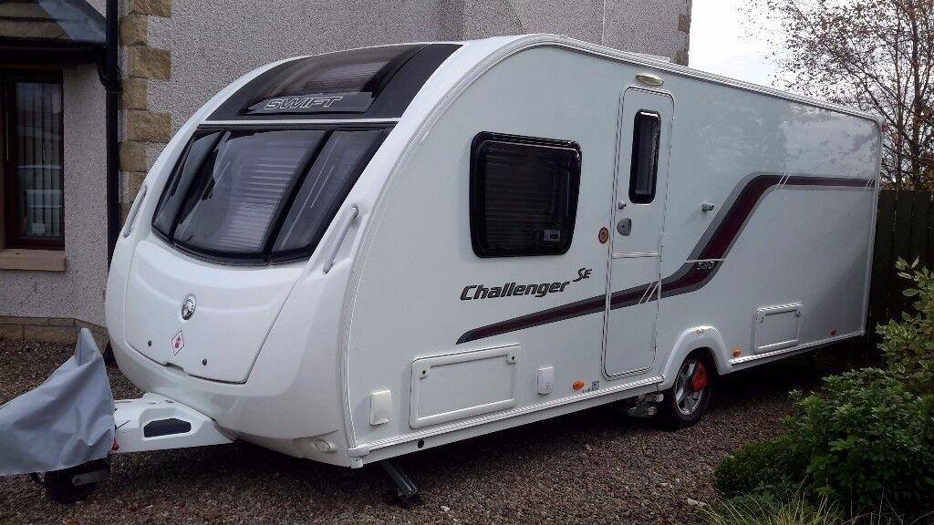 Swift Challenger 580SE 2014 For Sale