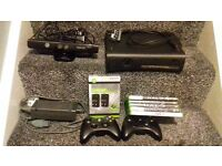 XBOX 360 Bundle £100 . Reduced now £75