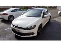 Scirocco 2.0 GT TDi 170 - Candy White