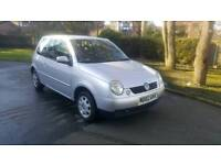 Volkswagen Lupo 1.4 S 2002 LOW MILEAGE