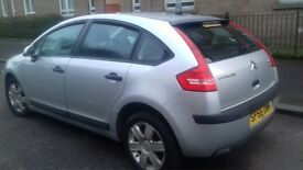 2006 ((DIESEL)) CITROEN C4 5DR MOT TILL MARCH 2018 EXCELLENT CONDITION DRIVES REALLY WELL