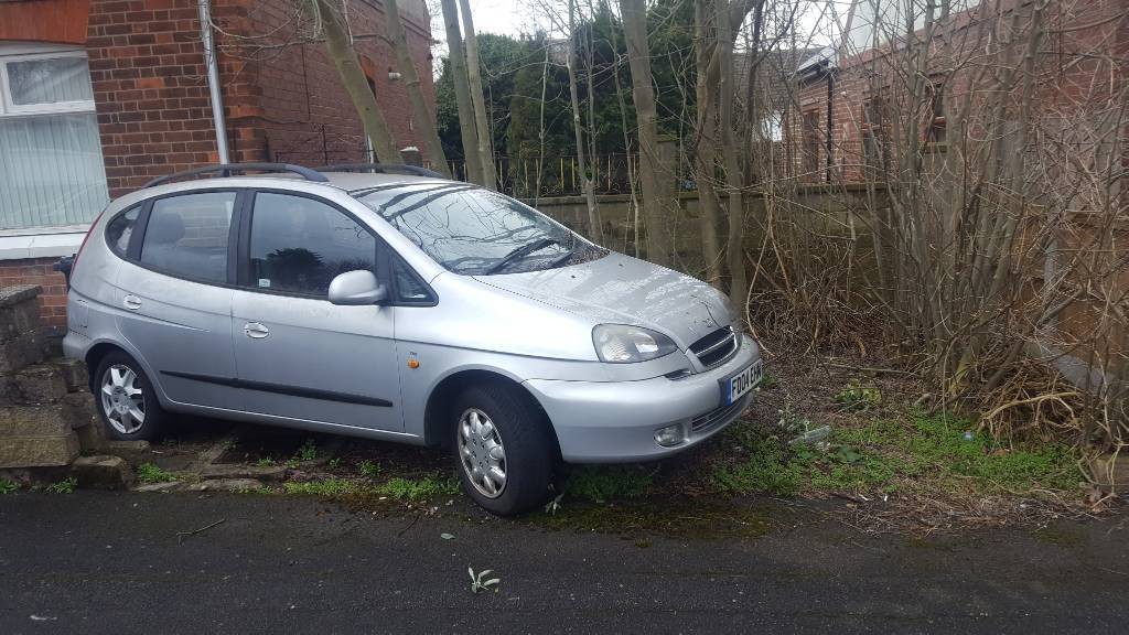 Daewoo taa spares and repairs car starts 75k very cheap | in ...