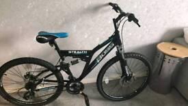 """Boss 26"""" Mountain Bike"""
