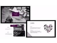 Freelance Presentation Designer / Graphic Designer