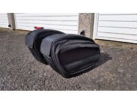 Harley Davidson V ROD VRSC saddlebags/panniers