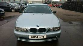 BMW 5 Series 2002 Automatic For Sale