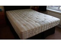 King Size- Hypnos 'Orthos Support' 1200 mattress