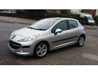 PEUGEOT 207 - 1.4 PETROL - FOR SALE