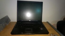 HP nc6120 laptop good condition with battery & charger