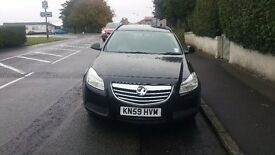 For sale is my black Vauxhall Insignia tourer