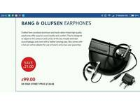 Bañg & olufsen headphones brand new