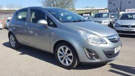 VAUXHALL CORSA 1.2 ACTIVE 5 DOOR 2012 / ONLY DONE 54K MILES / SERVICE HISTORY / EXCELLENT CONDITION