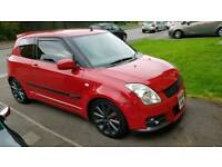 58 Suzuki Swift Sport