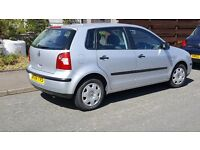 VW Polo for Sale (No MOT repair/parts)