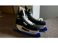Retro Bauer Charger Hockey Skates (UK11)