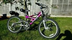 Raleigh Megamax Girls Bike