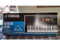 Yamaha Digital touch sensitive Keyboard PSR-E343, YPT-340. New, Unused with original packaging