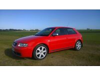 02 Audi S3 Quattro Sell or swap for MK2 Golf GTI