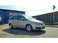 2007 Vauxhall Zafira 1.9 CDTI 120 BHP 6 Spd 7 Seater MPV Turbo Diesel Galaxy Sharan Alhambra Trajet