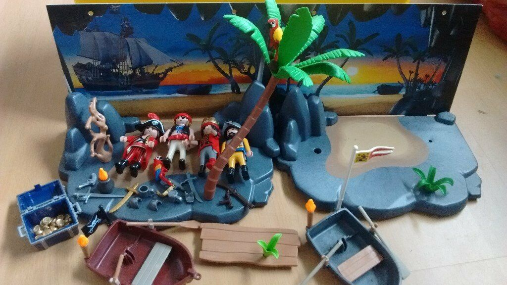 Playmobil Pirate sets
