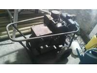 Generator diesel lister 4kva