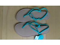 New and Unworn Primark Sandals Size 8