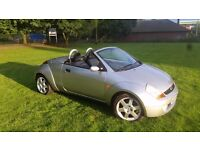 FORD KA STEET KA CONVERTIBLE 😎 SWAP FOR CARAVAN OR BOAT/OUTBOARD