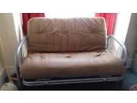Sofa bed perfect for guests