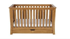 Silver Cross Canterbury Cot/Day Bed