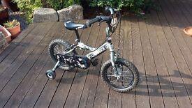 "CBR G Force 12"" Boys Bike"