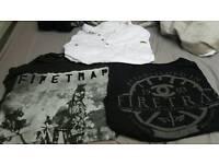 3 t shirts firetrap