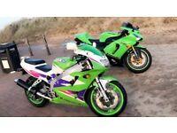 Kawasaki zxr 400 L9