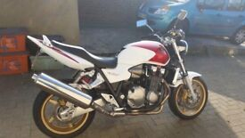 Honda CB1300 A9 with ABS.