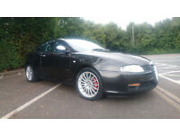 2005 Alfa Romeo GT jtd 1.9. £1000's spent, lots of history. cat D. very well maintained.