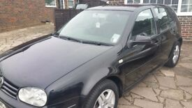 Vw Golf Gt Tdi 130 bhp 6speed
