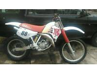 Yz 125 evo 1988