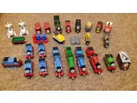 Take and Play Thomas - Various sets and trains