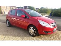 Vauxhall Corsa 1.3 CDTi 16v Club 5dr, Diesel, Long Mot, HPI Clear, 2 Former Keepers, Good Conditon