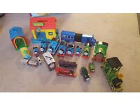 thomas the tank engine and trains job lot