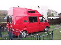 SOLD ford transit campervan for sale