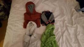 Bundle of boys clothes 9-12 months