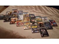 PS3 (SLIM) 150GB with around 40 games