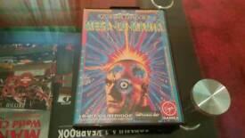 SEGA MEGA DRIVE MINT GAME SEGA-LO-MANIA