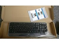 Hewlett Packard wireless keyboard