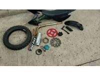 Pit bike spares