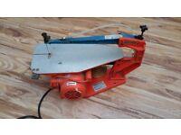 Hegner Multicut-2 Scroll Fret Saw - Single Speed