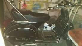 Vespa 200 reg 125