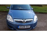 Vauxhall Zafira Design (MINT CONDITION, AUTO)