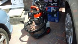 Sealey wet and dry valeting machine