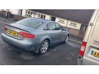 Audi, A4, Saloon, 2011, Manual, 1968 (cc), 4 doors